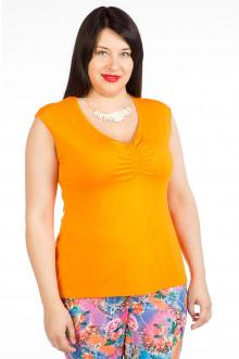 Блузка 343 Luxury Plus (Апельсин)